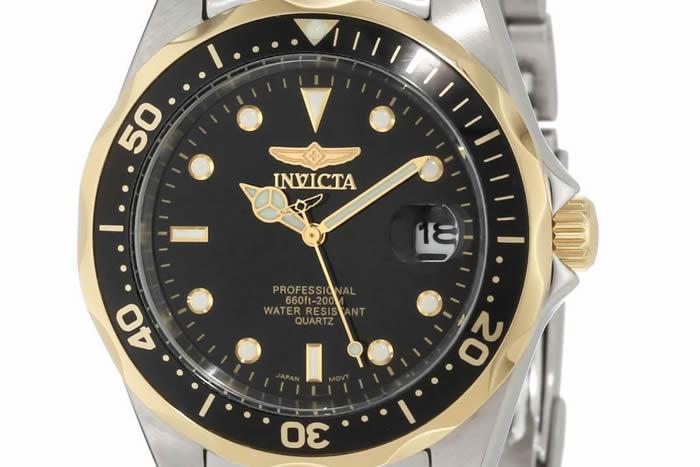 af7cc1b2786 Relógio Invicta Masculino 200m 8934 Pro Diver Collection